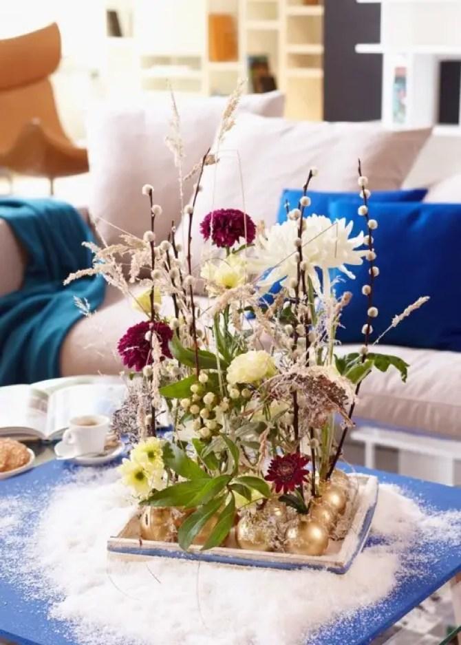 Groen wonen  10x Bloem styling met de Chrysant - Woonblog StijlvolStyling.com