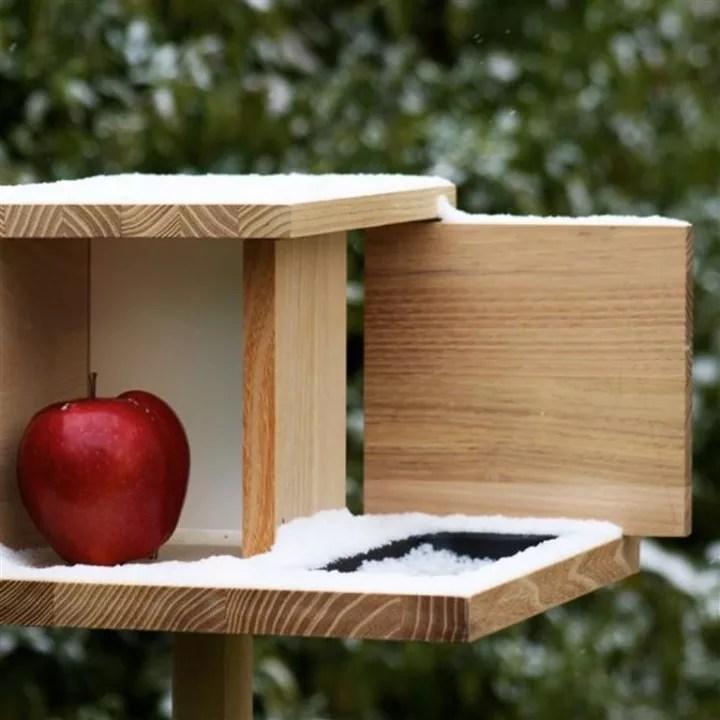Buitenleven | 10x de leukste vogelhuisjes voor je wintertuin - woonblog StijlvolStyling.com