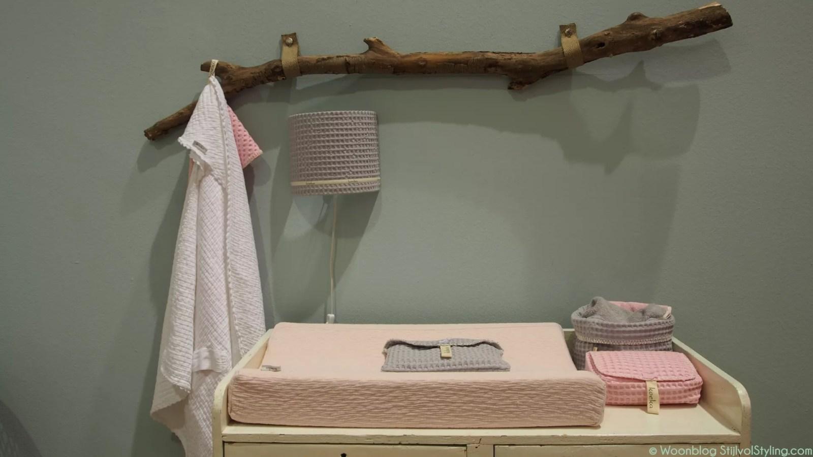 Interieur & kids   De natuur als babykamer thema - Woonblog StijlvolStyling.com