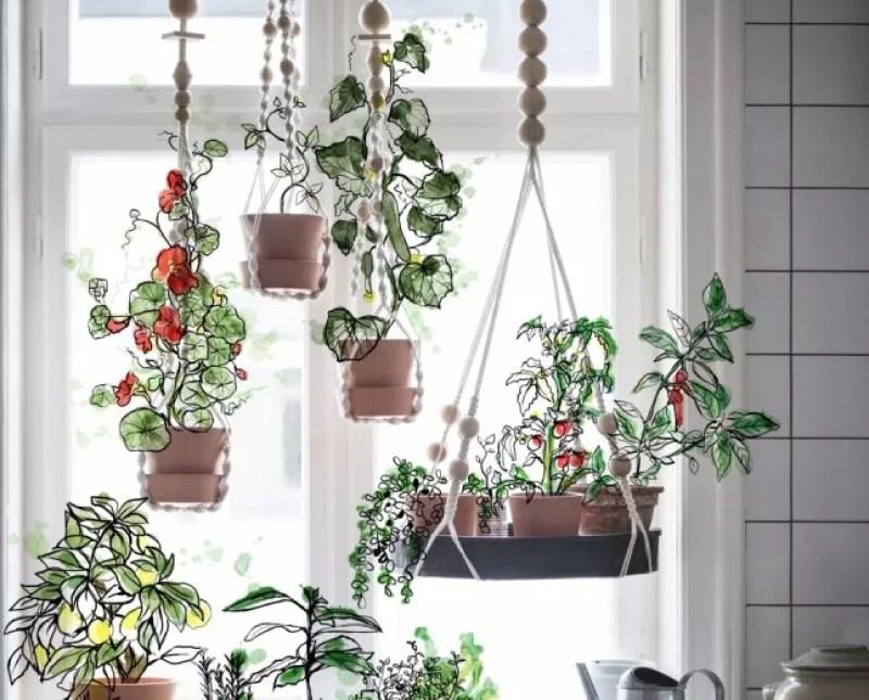 Woonnieuws | IKEA ANVÄNDBAR - Hippe Urban Garden collectie - Woonblog StijlvolStyling.com