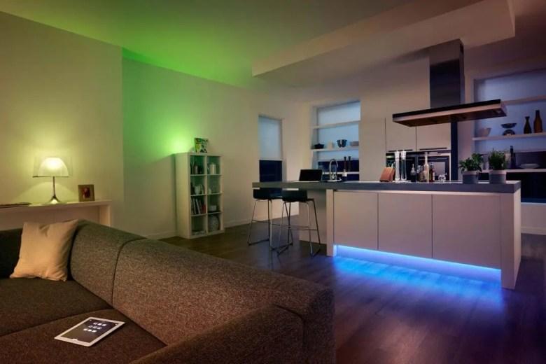 Interieur | Philips Hue kleurt je woning
