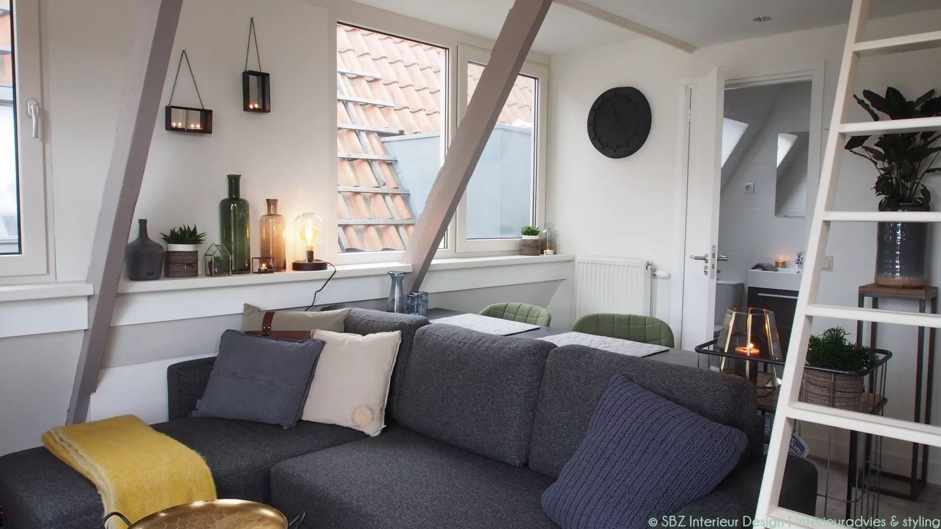 Welp Interieur   10 tips voor het inrichten van een klein huis of GH-65