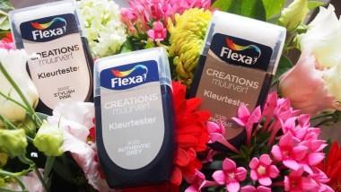 Woonnieuws   Handige kleurtesters van Flexa - Woonblog StijlvolStyling.com