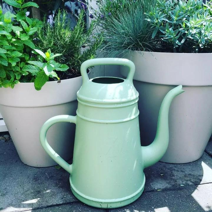 Tuin inspiratie | 6x tips tuinplanten water geven - Woonblog StijlvolStyling.com