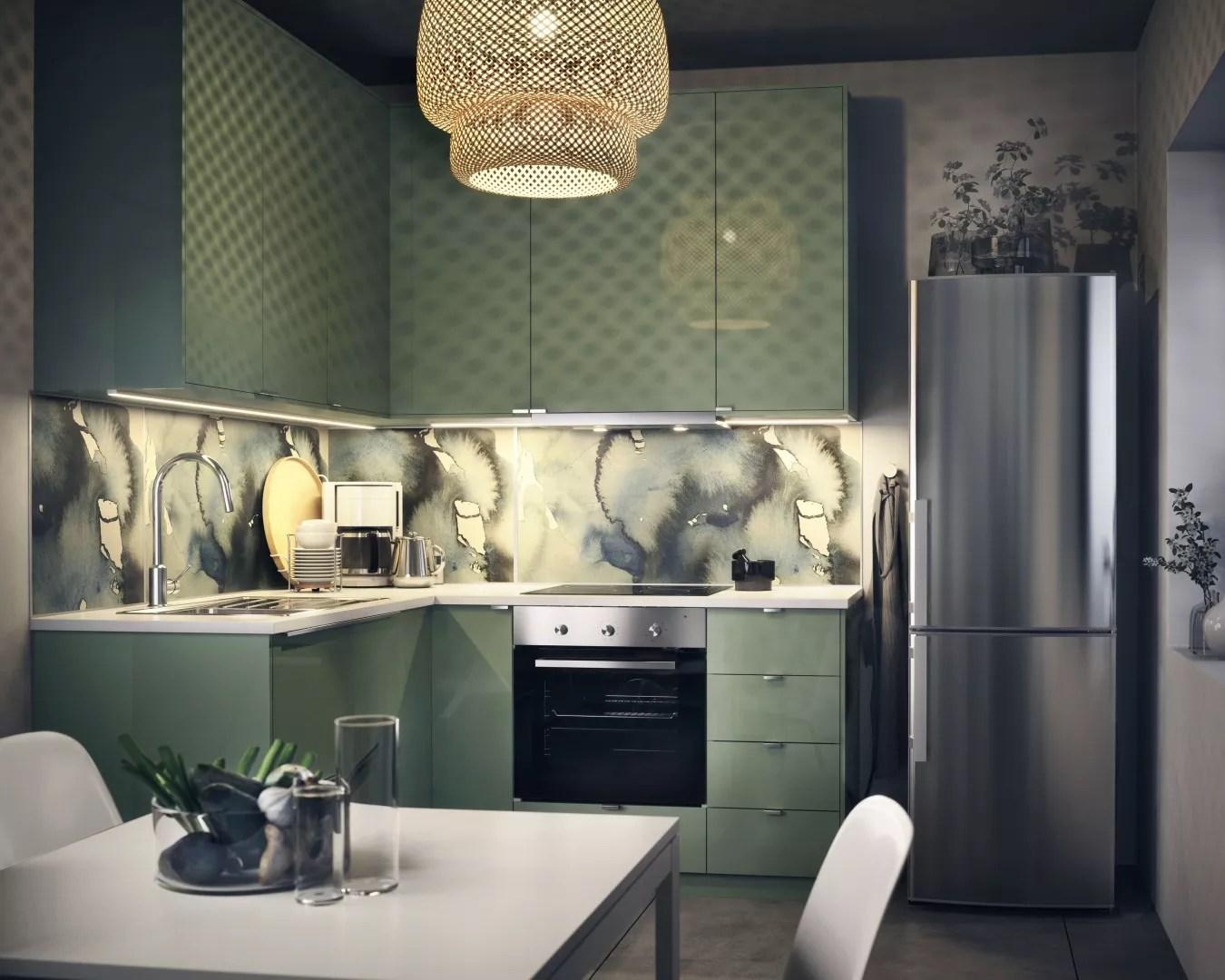 Keuken Ikea Inrichting : Interieur ikea lanceert design keuken met karakter u stijlvol
