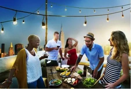 Feest styling | Zo organiseer je de ultieme barbecuefeest in je eigen achtertuin - Woonblog StijlvolStyling.com