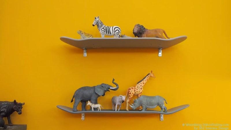 Interieur | Wandplank decoratie en styling tips - Woonblog StijlvolStyling.com by SBZ Interieur Design