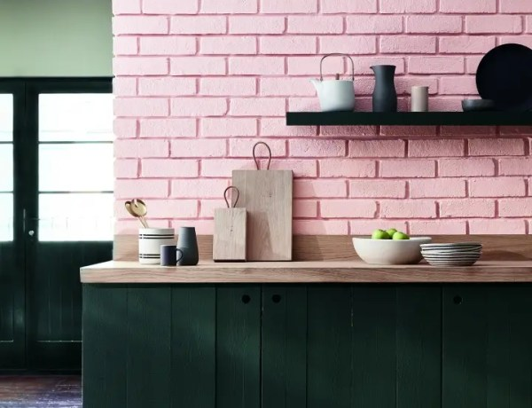 Woonnieuws | Paint it pink! - Little Greene steunt Pink Ribbon - Woonblog StijlvolStyling.com