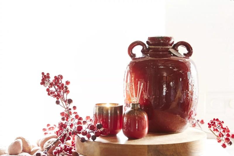Interieur kleur over de kleur rood in een interieur stijlvol styling woonblog - Kleur rood ruimte ...