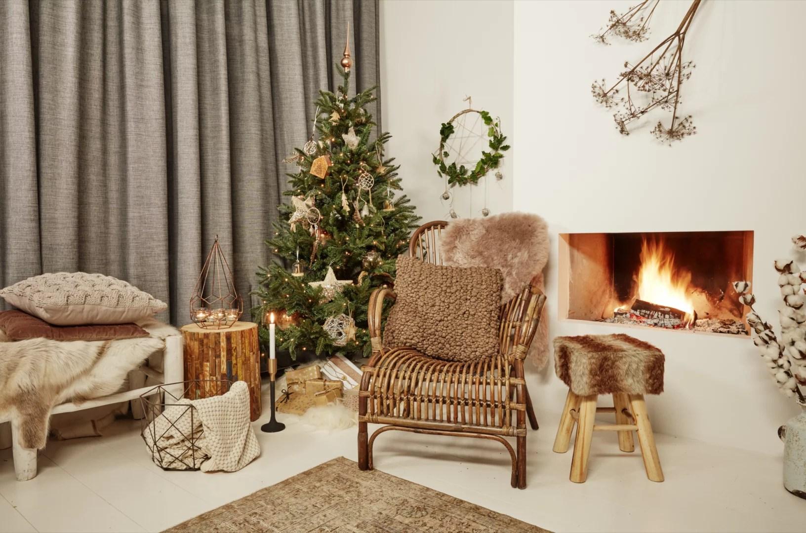 Feestdagen Natuurlijke Kerstdecoratie : Feestdagen kersttrends natuurlijk kerstfeest thuisblijf kerst