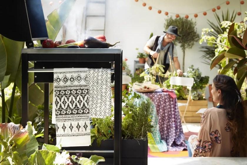 Buitenleven | Zonnige balkon inspiratie bij IKEA - Woonblog StijlvolStyling.com
