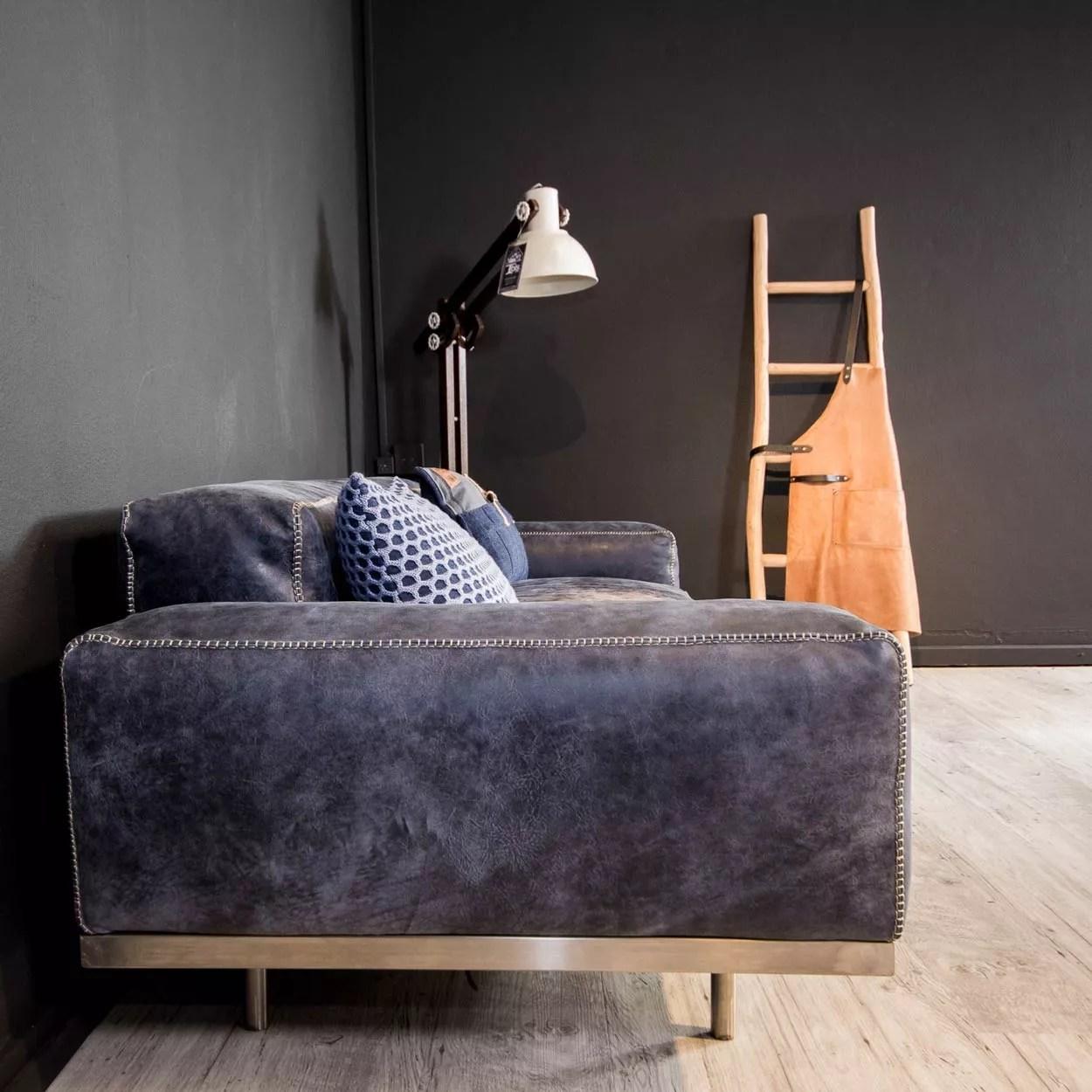 Interieur | Stoer en industrieel wonen - Woonblog StijlvolStyling.com