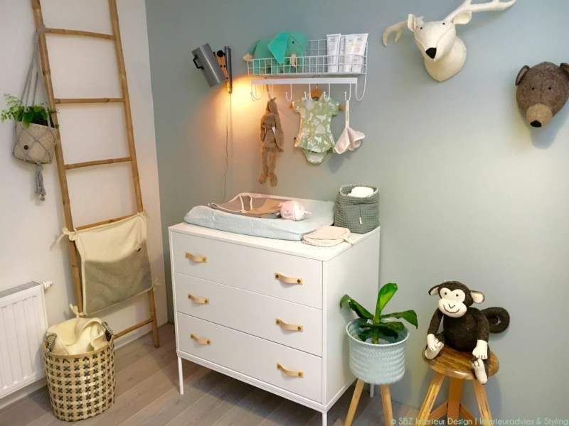 Interieur & kids | Babykamer trends 2017 & Styling make-over - Woonblog StijlvolStyling.com | Styling en fotografie SBZ Interieur Design