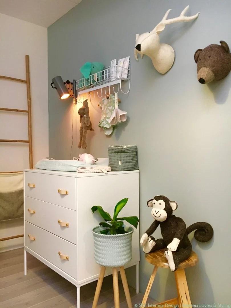 99f761b40ad54e Interieur & kids   Babykamer trends 2017 & Styling make-over - Woonblog  StijlvolStyling.