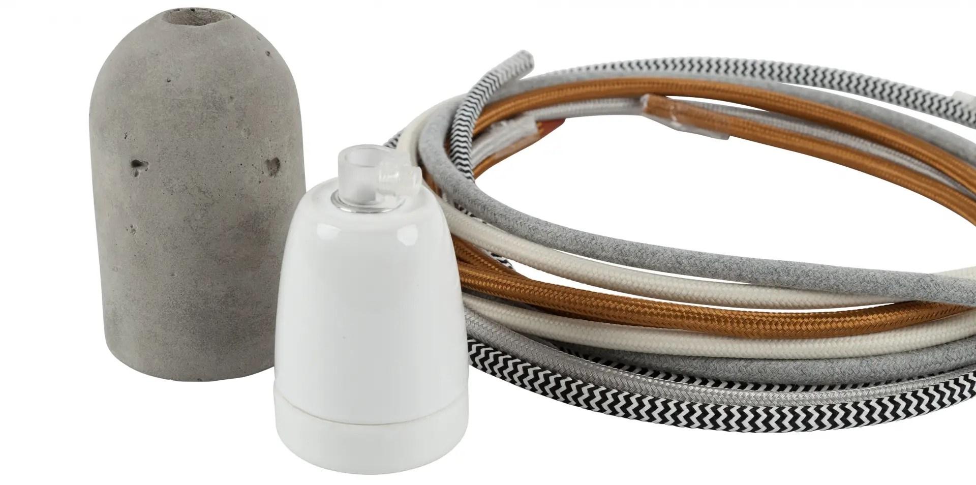 DIY | Je eigen lamp maken versus verlichting trends - Woonblog StijlvolStyling.com