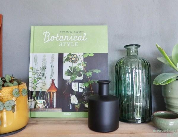 Groen wonen | Bron van inspiratie - het boek Botanical Style (review) - Woonblog StijlvolStyling.com