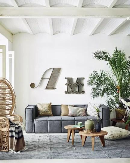Interieur inspiratie | Scandinavisch bohemian - Woonblog StijlvolStyling.com by SBZ Interieur Design (beeld hkliving)