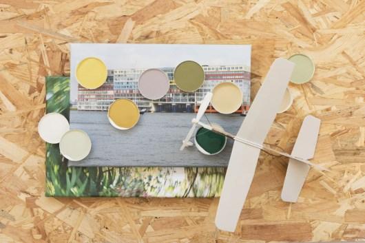 Interieur inspiratie   Heart wood - kleur van het jaar 2018   Woonblog StijlvolStyling.com (beeld: Flexa - ColourFutures™ 2018)