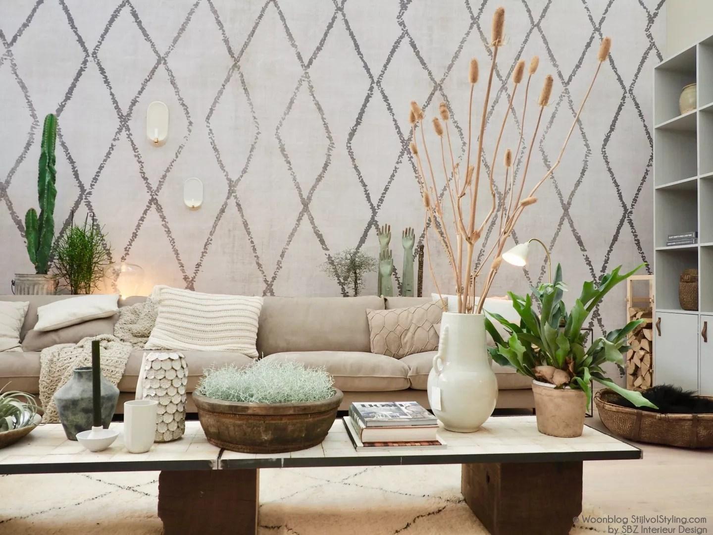 Interieur | Een grote woonkamer inrichten - 7 tips! • Stijlvol ...