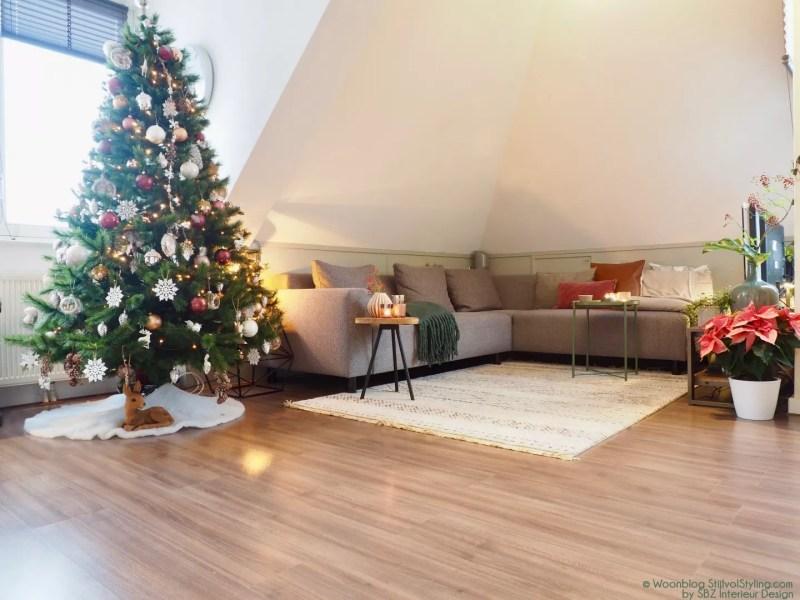 Kerst bij interieur stylist en blogger Susanne thuis © Woonblog StijlvolStyling.com by SBZ Interieur Design