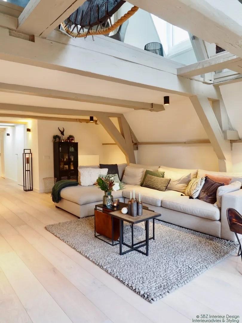 Interieur | Een grote woonkamer inrichten - 7 tips!