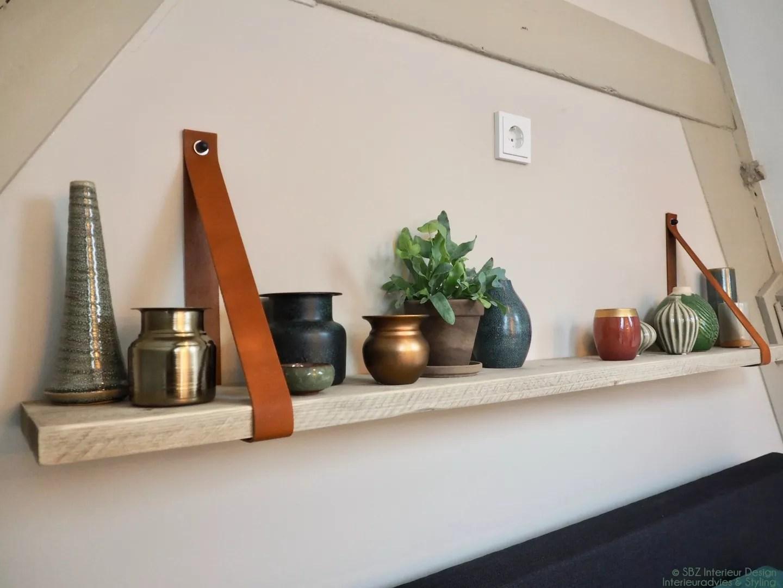 Interieur Kaptafel Styling : Interieur wandplank decoratie en styling tips u stijlvol styling