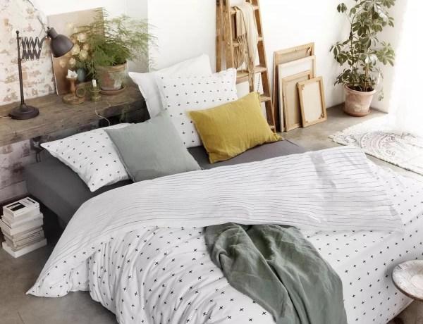 Shop-the-look | Dé dekbedovertrek-trends van lente 2018 - Lifestyle- & woonblog StijlvolStyling.com (beeld: fonQ)