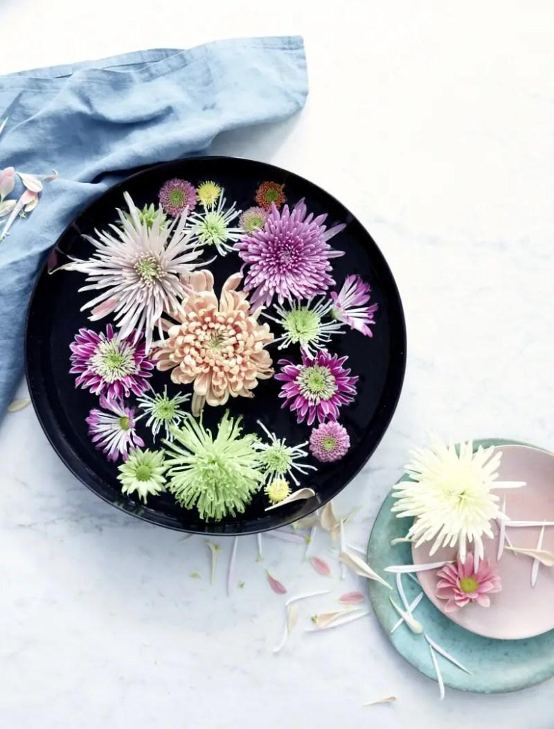 Groen wonen | Zomerse bloementrend: speels en luchtig // Lifestyle & woonblog StijlvolStyling.com