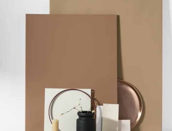 Woontrends 2019 | Kleur van het jaar 2019 - Spiced Honey (Photo: Flexa ColourFutures™ 2019) - Woonblog StijlvolStyling.com by SBZ Interieur Design