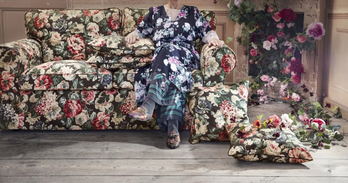 Woonnieuws   Nieuwe collectie IKEA theatraal en bloemrijk   Lifestyle- & woonblog StijlvolStyling.com by SBZ Interieur Design
