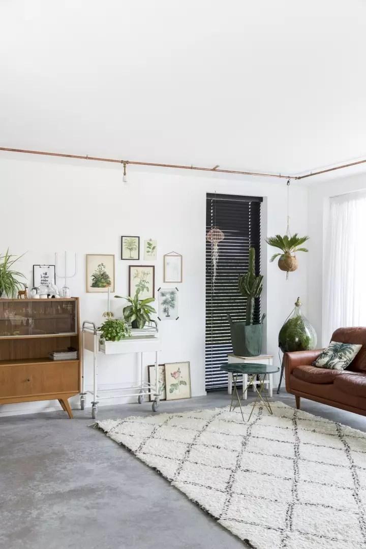 Interieur | Meer sfeer met de mooiste berber vloerkleden - Woonblog StijlvolStyling.com by SBZ Interieur Design