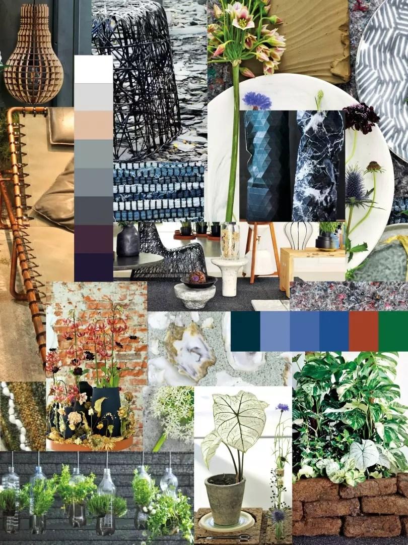 Harvesting Elements - Woontrends 2019 | De groentrends 2019 - Cutting strings © Woonblog StijlvolStyling.com by SBZ Interieur Design