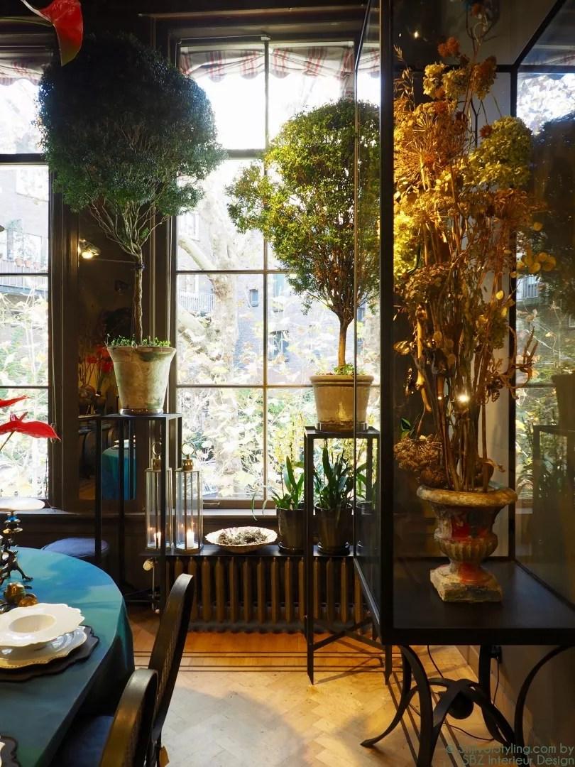 Groen wonen | Betoverend mooie tafeldecoratie en bloemen inspiratie - Woonblog StijlvolStyling.com by SBZ Interieur Design