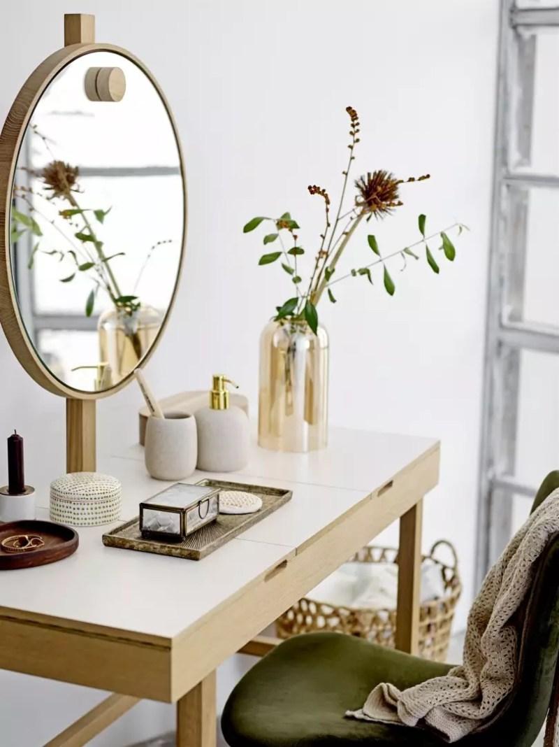 Interieur | Scandinavische slaapkamer look in 6 stappen - Woonblog StijlvolStyling.com (bron: Bloomingville)