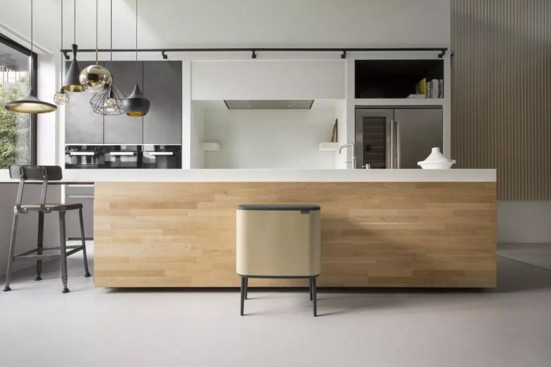 Keuken inspiratie | Bo Touch Bin; een nieuwe kijk op afval © StijlvolStyling.com - sbzinterieurdesign.nl