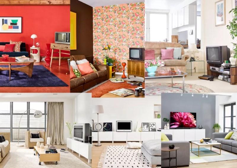 Sony brengt evolutie woonkamer en de positie van de televisie in beeld - beeld: Sony - Blog: Woonblog StijlvolStyling.com