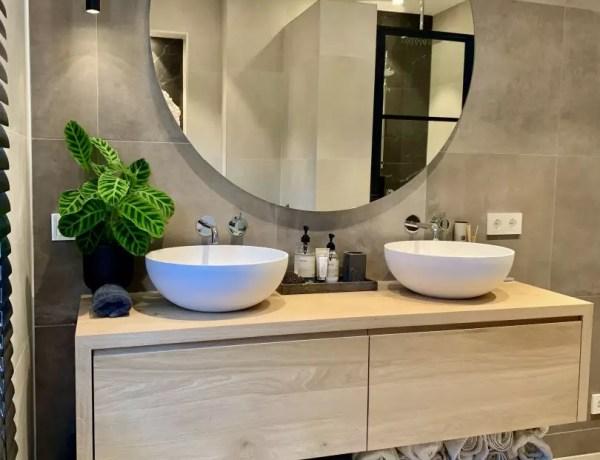 Zo kies je een nieuw badkamermeubel - woonblog Stijlvol Styling - Badkamer ontwerp en styling SBZ Interieur Design