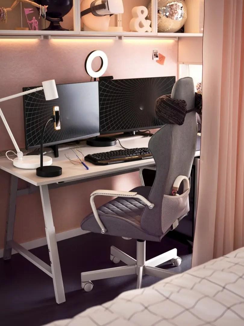 Ikea gamers collectie - Stijlvolstyling.com woonblog - gamers interieur