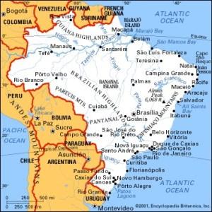 brazilie_map