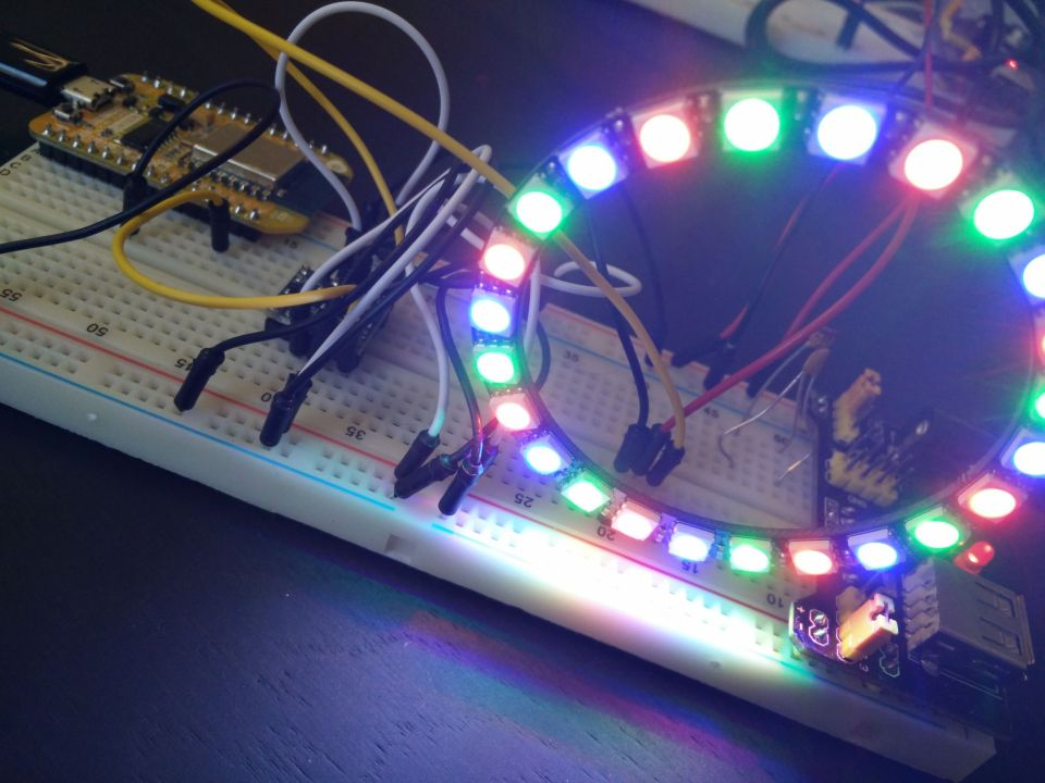 Lighten up your ESP8266