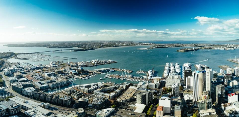 New Zealand – Auckland