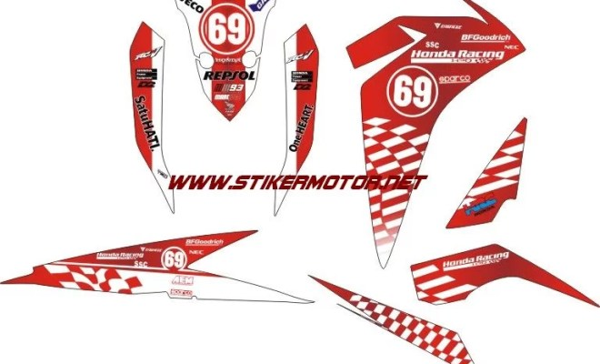 striping motor new blade racing
