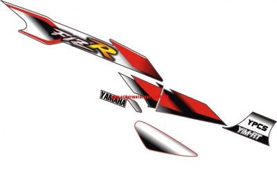 striping motor yamaha fiz r