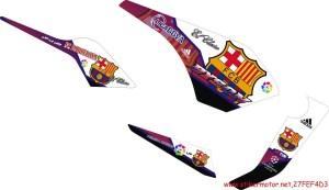 striping motor byson barcelona
