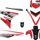 STICKER STRIPING DECAL MOTOR YAMAHA MX KING 150 racing monster