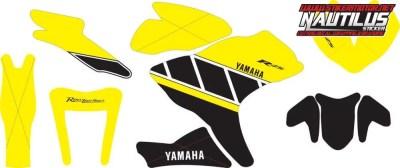 Stiker R25 Livery MotoGP 50th Anniversary yellow