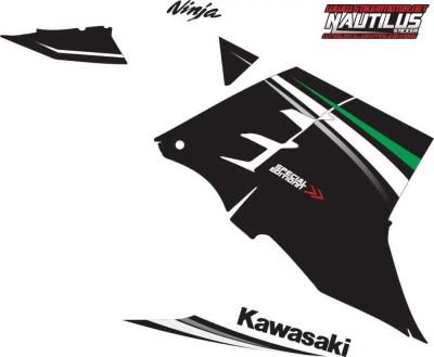 Stiker ninja fi 250 special edition