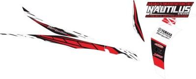 Stiker jupiter z1 racing decal