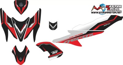aerox 155 street racing