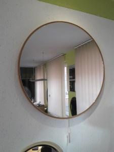 Apvalus veidrodis D766 mm
